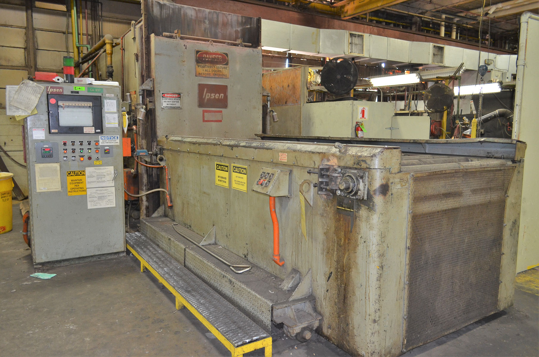 Surplus to the Ongoing Needs of GE Oil & Gas - Koster Industries